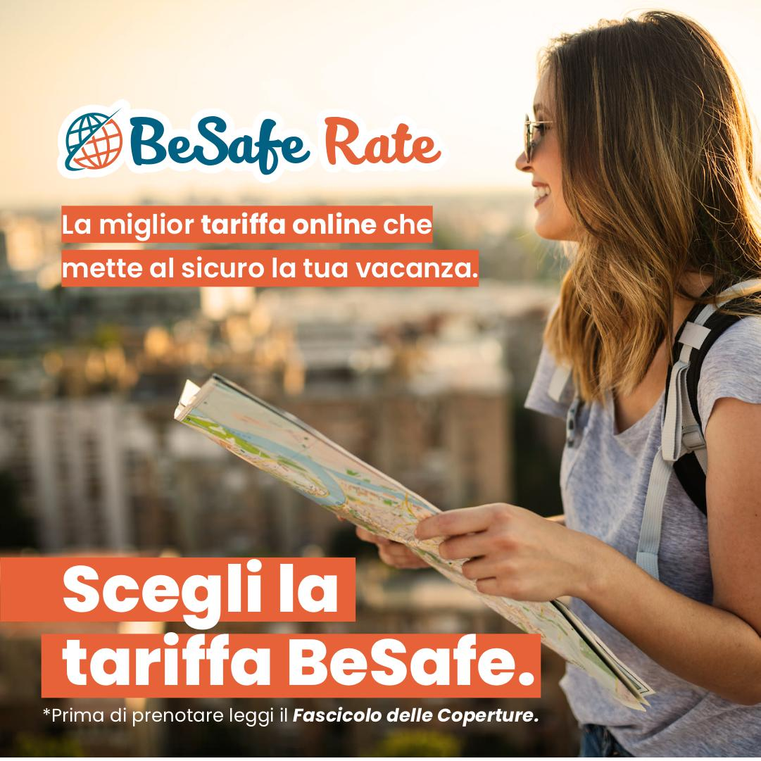 besafe rate hotel altavilla 9 roma