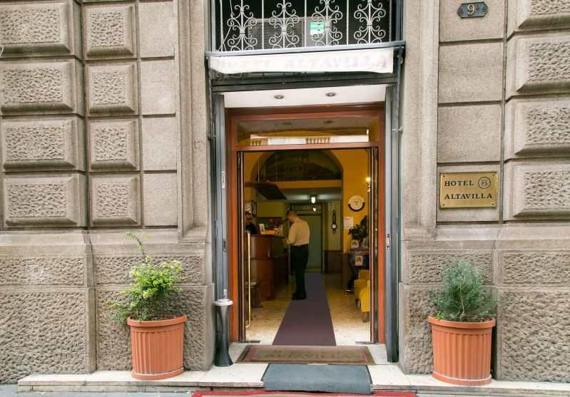 Hotel Altavilla 9 Roma - Hotel Economico vicino Termini